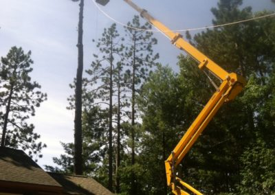 Multi Terrain Backyard Lift